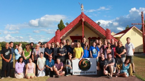 Final report released: Spaceward Bound New Zealand 2015