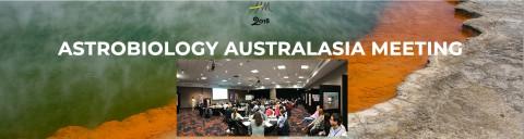 Astrobiology Australasia Meeting 2018