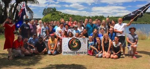NASA Spaceward Bound New Zealand – The Inaugural Expedition