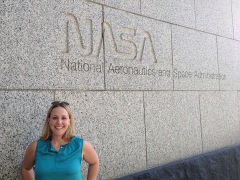 Dr Lindsay Hays, NASA