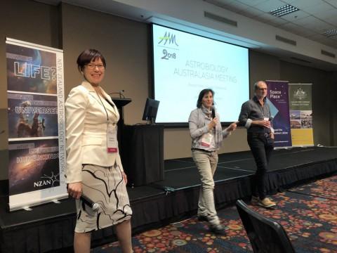 AAM 2018 – Astrobiology Australasia Meeting