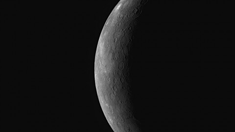 BepiColombo en route to Mercury