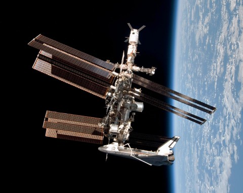 ISS: The Inhabited Artificial Satellite