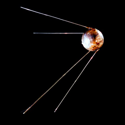 Sputnik 1 and the Space Age