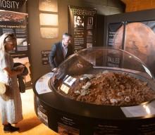 Mars exhibition opens at Stonehenge Aotearoa